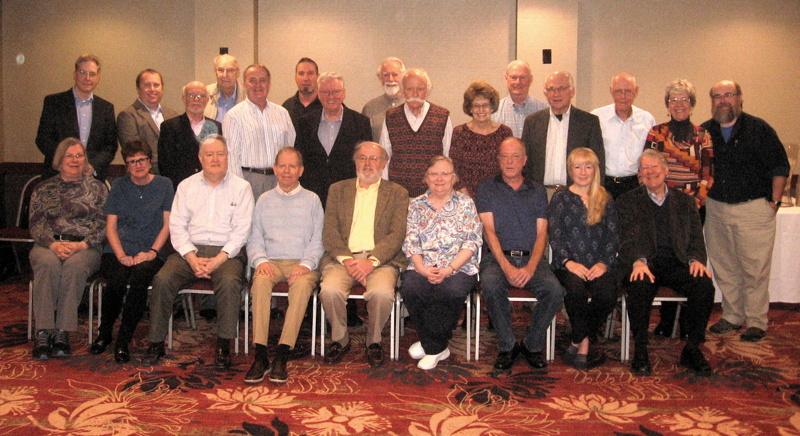 The Fellows at our 2017 meeting in Salt Lake City, Utah.